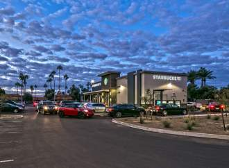 Phoenix Commercial Advisors Facilitates Sale of Tempe Starbucks