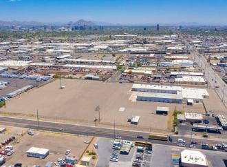 Industrial Outdoor Ventures Acquires 42,297 SF Industrial Repair Facility on 10.66 acres in Phoenix