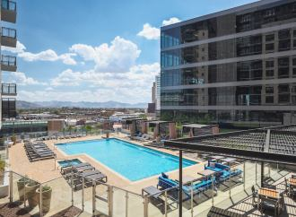 Luxury Apartment Community The Ryan in Phoenix Now Leasing