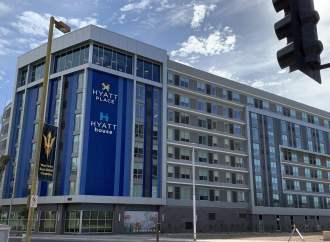 Dual-brand Hyatt Place/Hyatt House Opens in Novus Innovation District