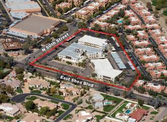 Cushman & Wakefield Advises Sale of Paradise Valley Plaza for Nearly $16.75 Million