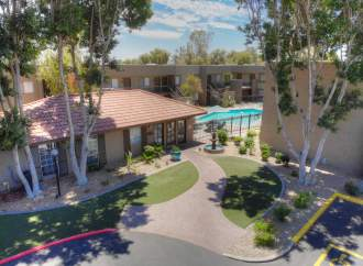 ABI Multifamily Brokers 160-Unit Northwest Phoenix Apartment Community for $24.25 Million