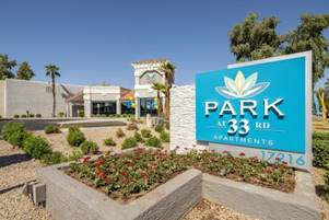 $41 Million Multifamily Asset Sale Near Deer Valley in Northwest Phoenix  Negotiated by Institutional Property Advisors