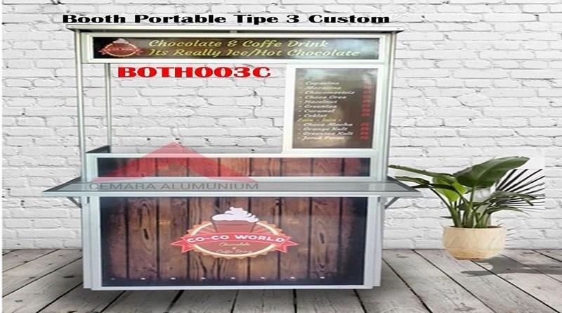 Booth Portable Murah