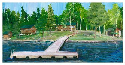 Canada Series I - The Cabin ©CEMarqua