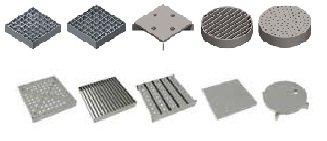 Sumideros industriales en acero inoxidable CEMATGIJON