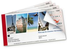 commande chèque-vacances