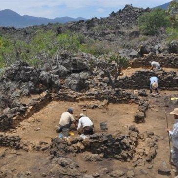 El proyecto arqueológico Uacúsecha