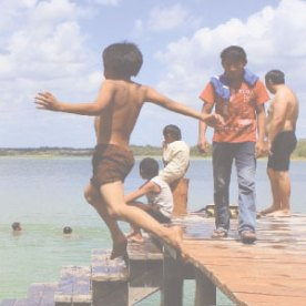 Ecoturismo en comunidades mayas