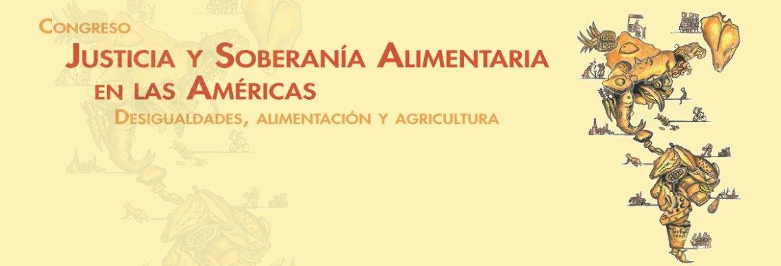 Justicia y Soberanía Alimentaria en las Américas. Desigualdades, agricultura y alimentación