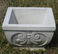 Concrete Planters - Patio Planters - Outdoor Planters ...