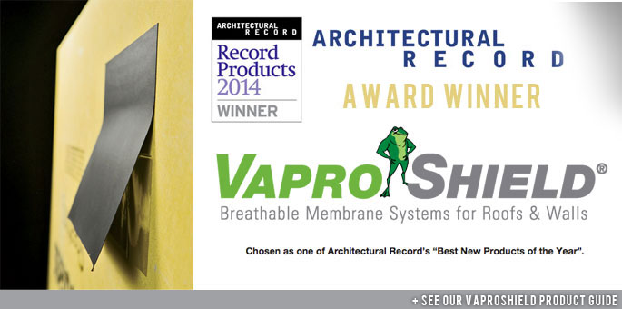 CBF Vaproshield Award Winner