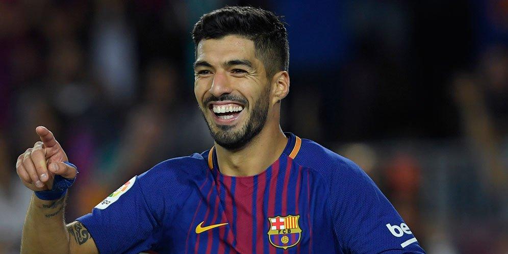 Suarez penting untuk Barcelona