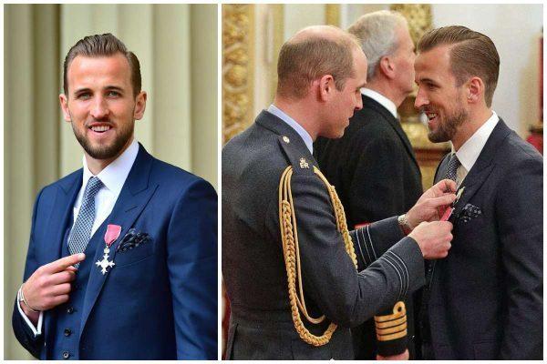 Kane Diberikan Gelar Kehormatan oleh Kerajaan Inggris