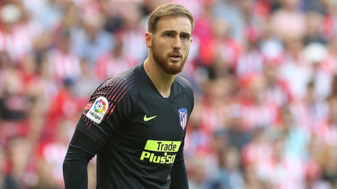 MU Incar Jan Oblak