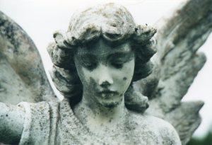 St. John's Cemetery, San Mateo, California. Photo by Loren Rhoads.