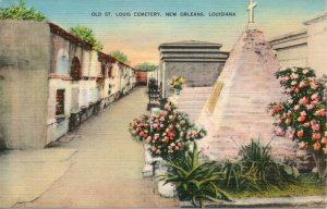 """""""The most interesting of New Orleans historic burial places..."""""""