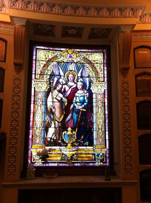 Neptune Society Columbarium, San Francisco, California