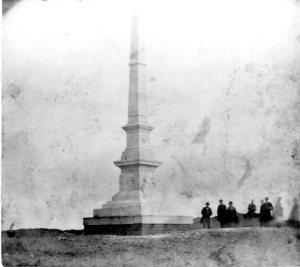Senator David Broderick's obelisk