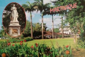 Josephine postcard