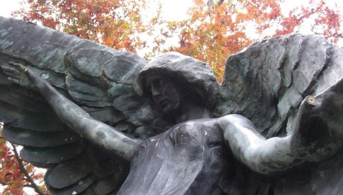 Black Angel damage