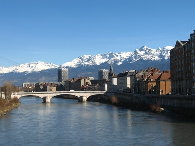 Colocation Grenoble place SaintBruno  Par CEMI