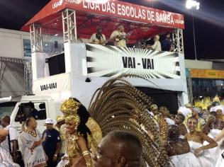 Vai-Vai no Desfile das Campeãs (2017) - Foto de Cassius S. Abreu