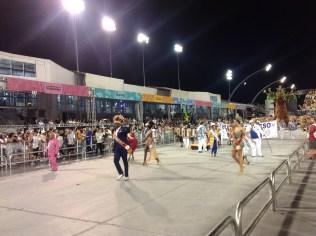 Corte do Carnaval e entrada do Tatuapé no Desfile das Campeãs (2017) - Foto de Cassius S. Abreu