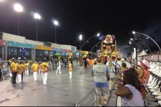 Entrada da Independente Tricolor no Desfile das Campeãs (2017) - Foto de Cassius S. Abreu