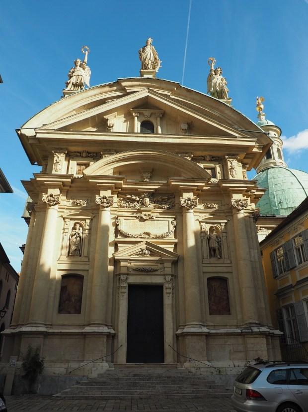 Graz, mauzoleum císaře Ferdinanda II.