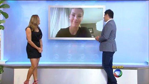 Record não perdoa nem Ana Hickmann  Sonia Abrão constrange d06527aea7