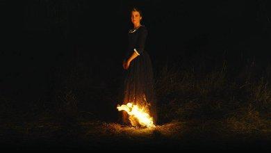 Photo of Retrato de uma jovem em chamas
