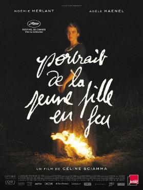 Poster internacional de Retrato de uma Jovem em Chamas