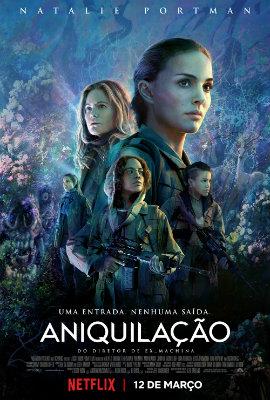 Pôster Aniquilação (2018)