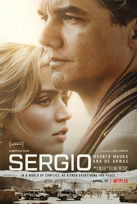 Poster Sergio Netflix