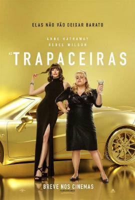Pôster de As Trapaceiras (The Hustler), 2019