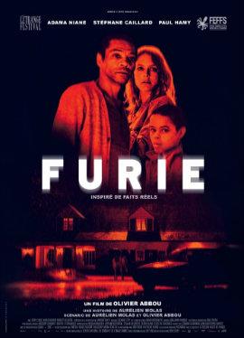 Poster do filme da Netflix Estranhos em Casa (Furie, 2019)