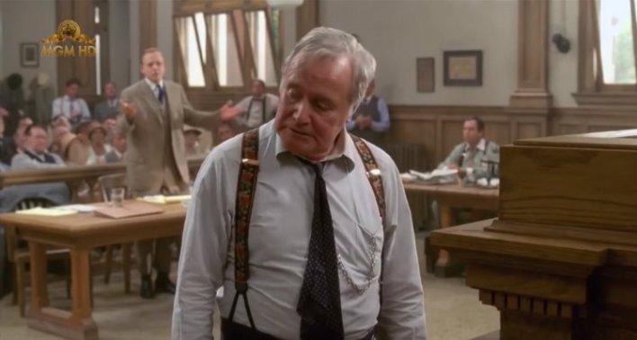 Jack Lemmon em O Vento Será Tua Herança (1999)