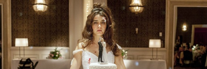 Erica Rivas em Relatos Selvagens é uma das noivas do cinema
