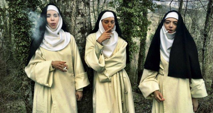 A Comédia dos Pecados (The Little Hours, 2017)