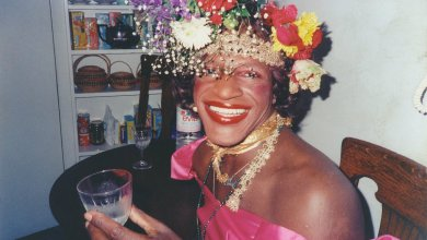 Foto de A Morte e Vida de Marsha P. Johnson