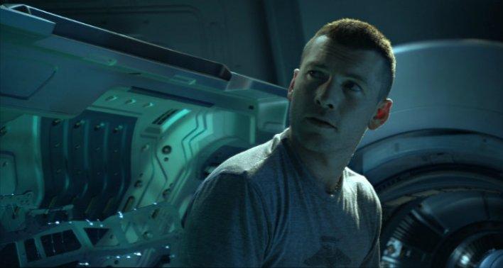 Sam Worthington em Avatar (2009)