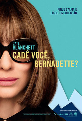Pôster de Cadê Você Bernadette? (2019)