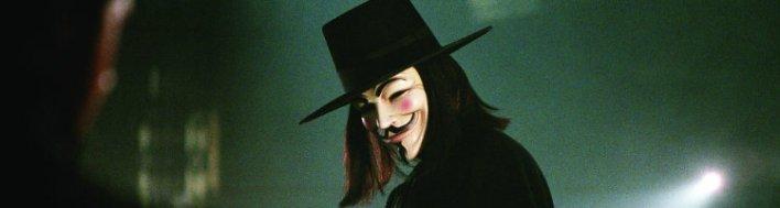 V de Vingança (V for Vendetta, 2005), de James McTeigue