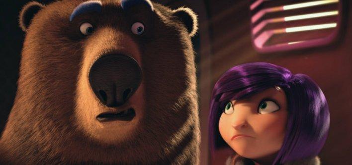 É o Bicho!, animação da Netflix
