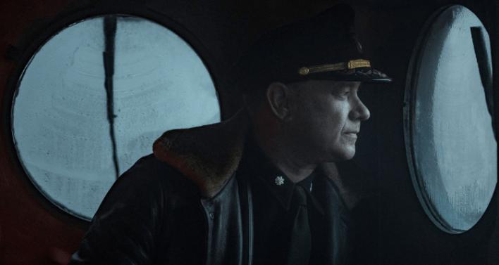 Tom Hanks em Greyhound: Na Mira do Inimigo (2020)