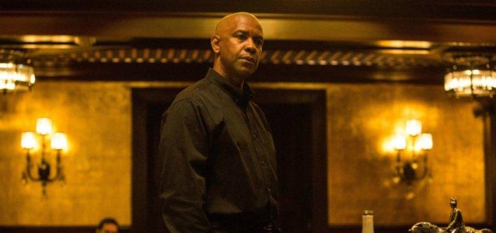 Denzel Washington em O Protetor