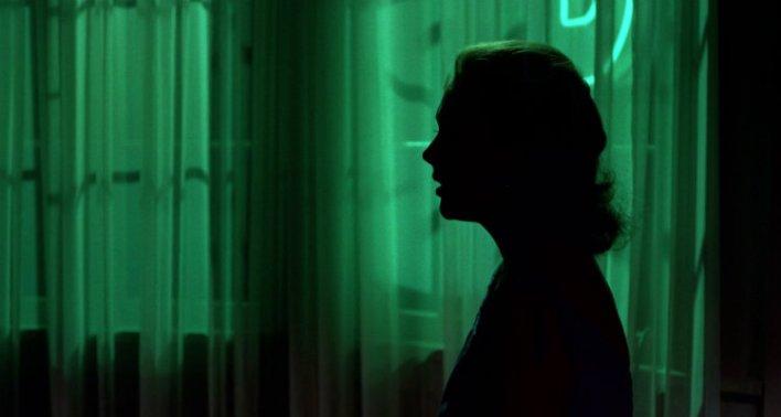 Kim Novak em Um Corpo Que Cai (Vertigo), de Alfred Hitchcock