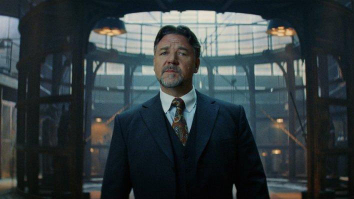Russell Crowe em A Múmia