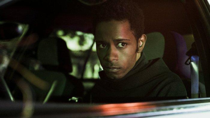 LaKeith Stanfield em Death Note